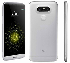 """Europe model lg g5 h850 silver 4gb 32gb 5.3"""" screen android 6.0 4g smart... - $249.99"""