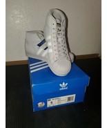 Adidas Pro Model J # CG5075 Grey White Gold GS Big Kids SIZE:5 - $46.74