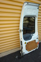 2010-13 Ford Transit Connect Back Rear Door Tailgate Right Side RH image 12