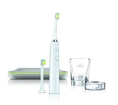 Philips Sonicare Diamond Clean rechargeable electric toothbrush, White E... - $138.39