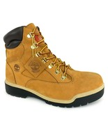 """Timberland Men's 6"""" inch Waterproof Wheat Field Boots A1RCO - $129.99"""