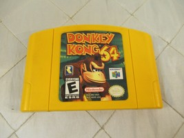 Donkey Kong 64 (Nintendo 64, 1999) Video Game - $22.24