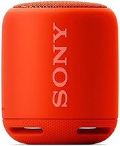 Sony XB10 Portable Wireless Speaker with Bluetooth, Red (Red) - $113.20 CAD