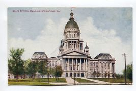 State Capitol Building Springfield Illinois - $2.39