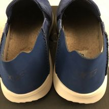 NEW UGG Men's Knox Suede Slip On Sneaker, Sizes 9, 11  Blue, MSRP $100 image 11