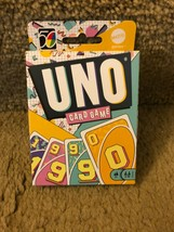 Mattel Uno 1990s 90s Retro #3 of 5 in Series - $14.99