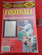 Peterson's 1993 Football Pro Preview Magazine Troy Aikman Warren Moon Ho... - $15.00