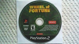 Wheel of Fortune (Sony PlayStation 2, 2003) - $5.15