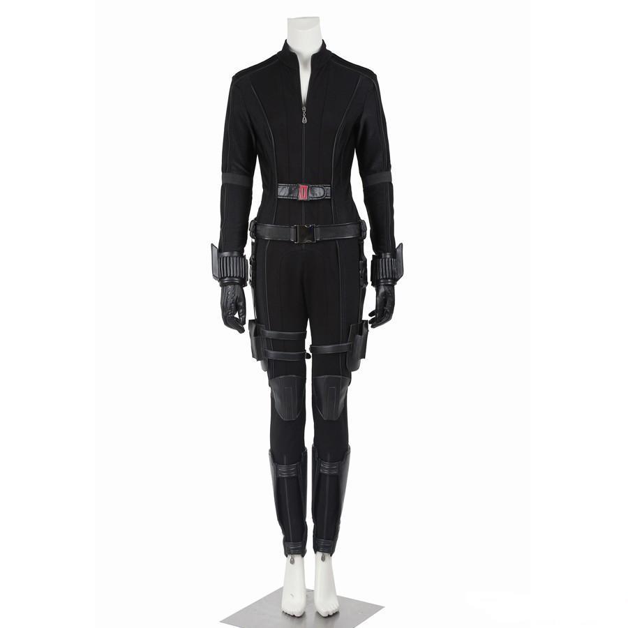Captain america 3 civil war black widow natasha romanoff cosplay costume