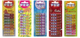 Pez Fruit, Fizzy, Sour, Cola Mango Candy Refills For Dispenser Retro Sweets - $1.27+