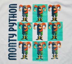 Monty Python TV Show Old Man Distressed Blocks T-Shirt Size 2X NEW UNWORN - $17.41