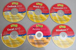 Microsoft Office Training Courses on CD - $2.76+