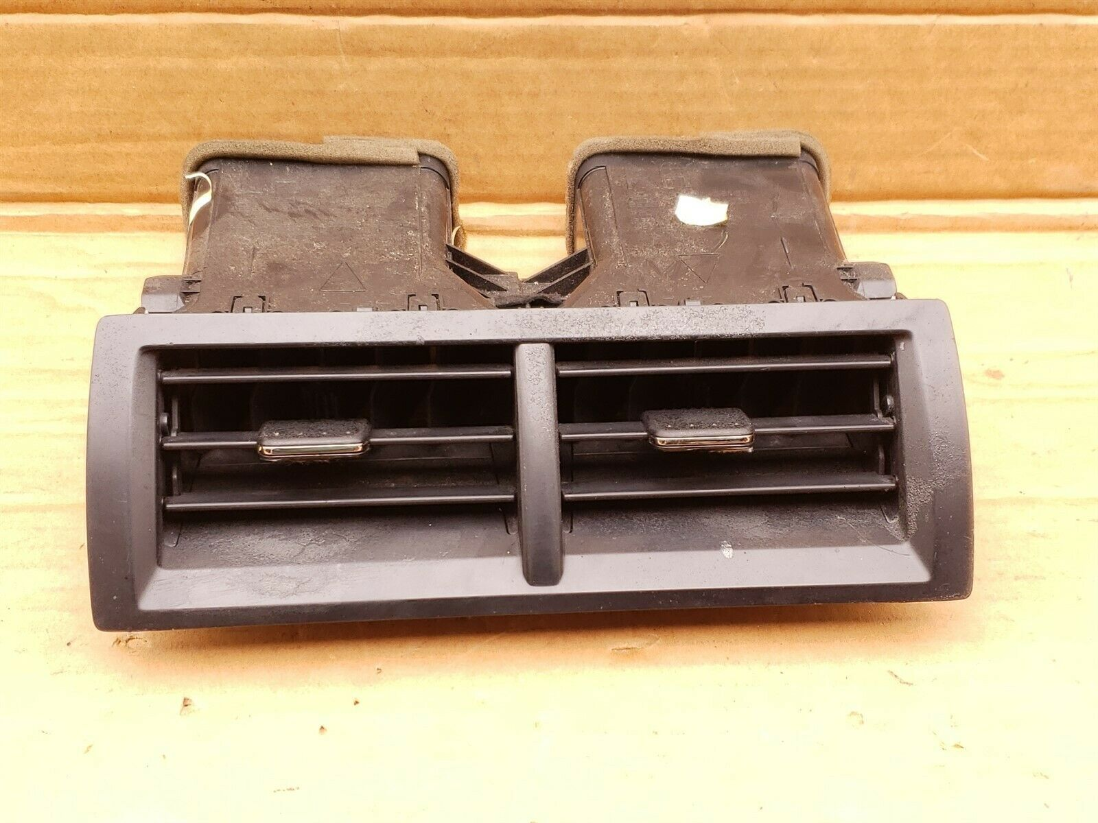 2012-14 Toyota Camry Front Center Dash Air A/C Heater Climate Vents