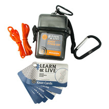 UST Brands 20-02759 Learn & Live Kit - Knot Tying - $13.85