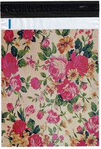200 Bags 100 10x13 Puppy Paws, 100 10x13 Roses Designer Poly Mailers - $18.95