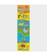 new DR SEUSS 4 foot vertical CLASSROOM RULES BANNER class kindergarten 1... - $10.79