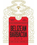 Maya Mike's Belizean Barbacoa All Purpose Hot Sauce, SMOKIN' HOT, 10 oz.... - $21.13