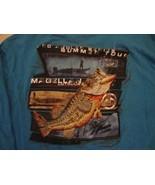 Magellan Outdoors long sleeve blue t shirt size XL - $19.79