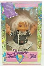 Vintage Troll Doll Ace Red Star Wishstone Treasure Tot Accessory Purse P... - $35.62