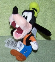 "Disney GOOFY Plush  7""H Clip-on NWT - $7.88"