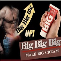 FREE SHIPPING  Big Dick Enlargement Cream and Increase Cock Size Enlarge... - $27.80