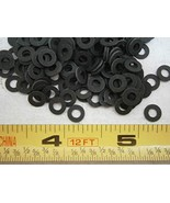 Flat Washers .250'' OD x .125'' ID x 032'' Thick Fiber LOT of - 100#4281... - $23.85