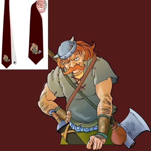 Primary image for necktie travian games viking  tietie