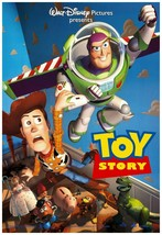 Toy Story Poster Full Color Print - Wall Art - 24x36 Inches - $18.02