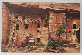 Manitou Springs Co Spruce Tree House, Section Ruins Cliff Dwellings Post... - $4.95