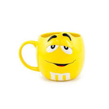 M&M's World Yellow Character 3D Mug New - $14.83