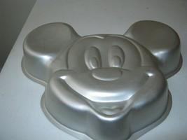 Wilton Disney Mickey Mouse Cake Pan (2105-8310, 1993)  - $15.31