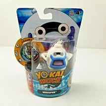 Hasbro YO-KAI Watch WHISPER Medal Moments Figure & Medal NEW Sealed - $7.99