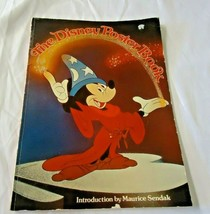 Vintage Disney Poster Book 1977 Contains ALL POSTERS Intro by Maurice Se... - $28.04