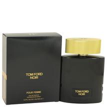 Tom Ford Noir Pour Femme Perfume 3.4 Oz Eau De Parfum Spray image 4