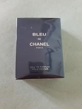 BLEU de Chanel - pour homme 3.4 oz 100 ml Eau de Perfume NEW sealed - $54.99