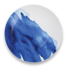 Indigo Wash Blue and White Porcelain 12 Piece Dinnerware Set by TarHong - $97.96