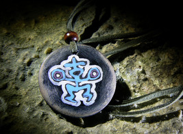 Demon Personal Guardian Companion Protector Magickal Amulet Izida Haunted - $155.00