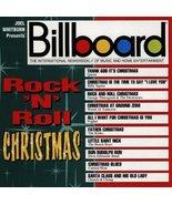 Billboard Rock N Roll Christmas [Audio CD] Various Artists - $34.64