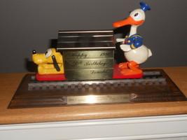 Pride Lines TrainDonald Duck and Pluto  1984 happy 50th birthday - $449.01
