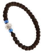 33-knot Woolen Prayer Rope Bracelet - $27.95