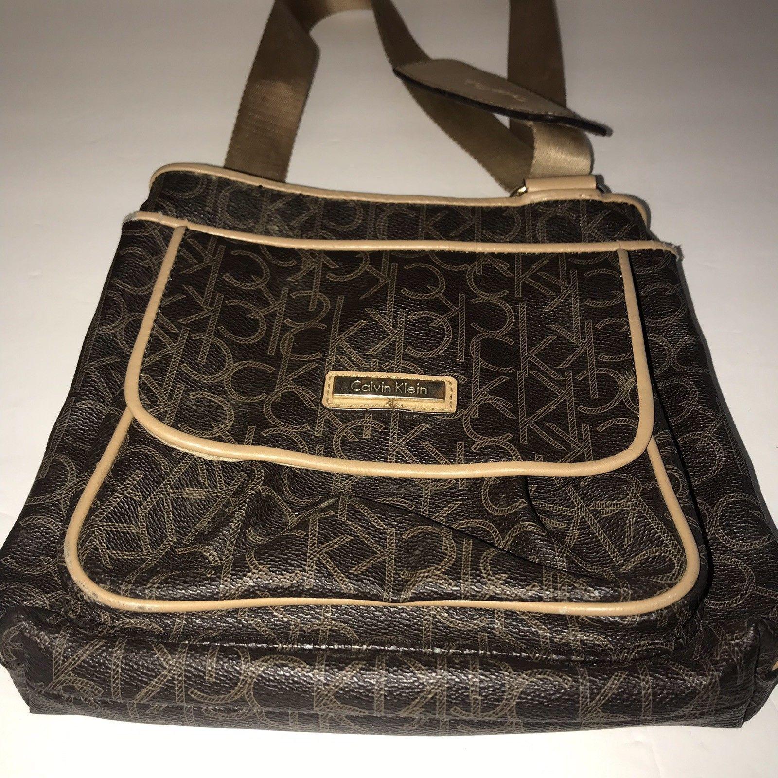 4305316379 Woman's Calvin Klein Signature Crossbody Bag and 50 similar items. S l1600