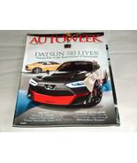 Autoweek Feb 2014 Car Truck Magazine Datsun 510 Lives! Nissan IDx Resurr... - $9.39