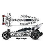 AMR Traxxas Bandit VXL 4X4 Truck Brushless Buggy RC Graphic Decal Kit 1/... - $29.65