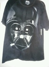 Star Wars Darth Vader Men's Small  Black Graphic Cotton T-Shirt NEW - $12.97