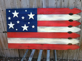 FREE SHIPPING , wooden flags,crosses,plaques,signs - $149.99