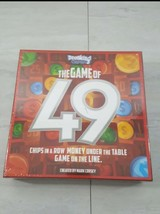 The Game of 49 FROM Breaking Games - $23.49