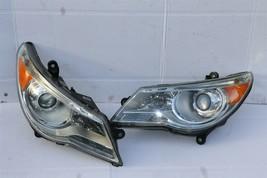 09-12 Volkswagen VW Routan HID Xenon Headlight Head Light Lamp Set LH & RH image 1