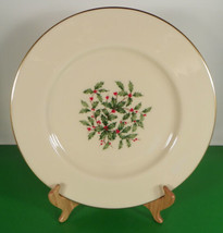 Lenox PRESIDENTIAL SPECIAL ONE Dinner Plate Holiday Small Decal - $19.75