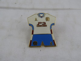 Burnely Away Kit Pin - 1999 Uniform - Stamped Pin - $15.00