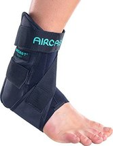 Aircast AirSport Ankle Support Brace, Right Foot, Small - $41.99
